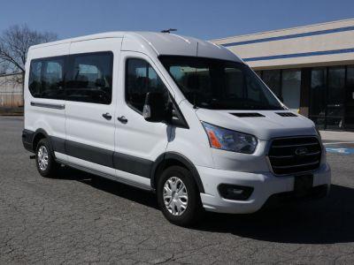 New Wheelchair Van for Sale - 2020 Ford Transit Passenger Mid-Roof 350 XLT - 12 Wheelchair Accessible Van VIN: 1FBAX2C8XLKA23862