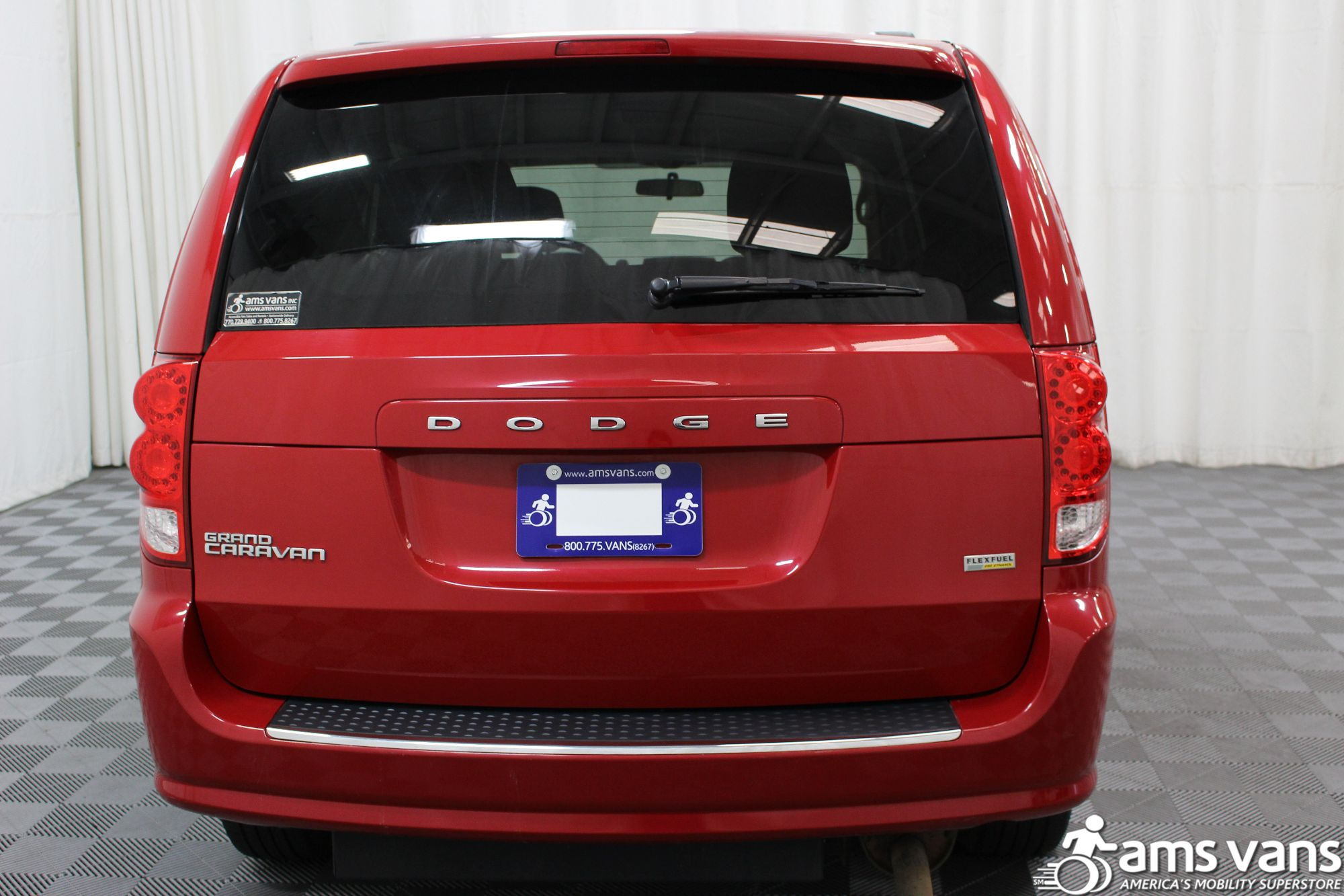 2012 Dodge Grand Caravan SXT Wheelchair Van For Sale #13