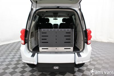 2015 Dodge Grand Caravan Wheelchair Van For Sale -- Thumb #4