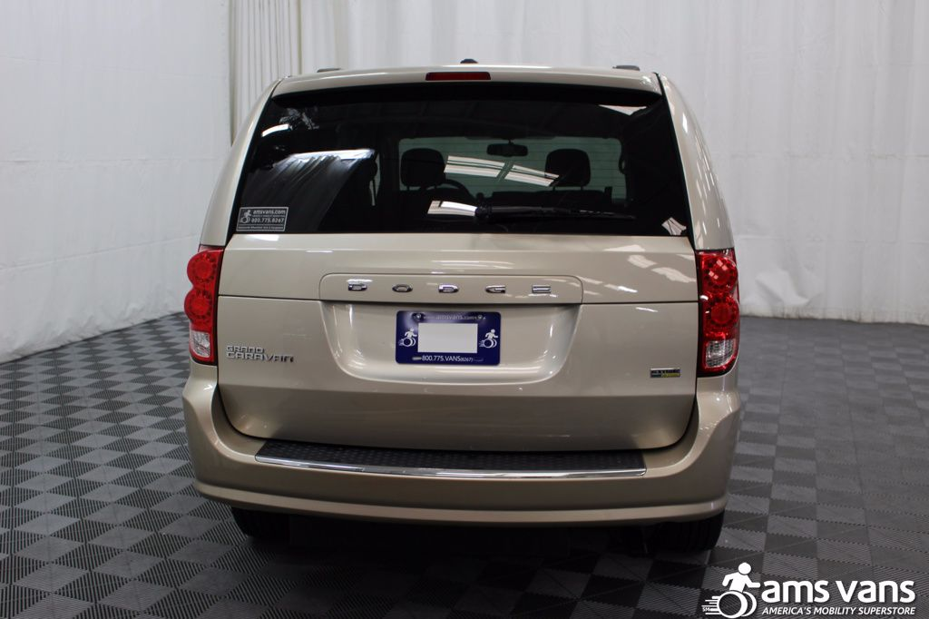 2013 Dodge Grand Caravan SXT Wheelchair Van For Sale #12