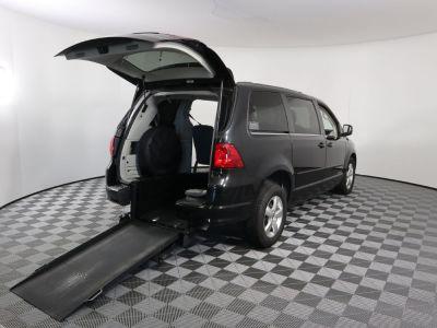 Commercial Wheelchair Vans for Sale - 2011 Volkswagen Routan SE ADA Compliant Vehicle VIN: 2V4RW3DG7BR643460