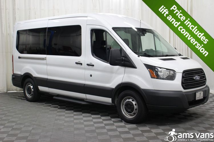 2016 Ford Transit Wagon 350 XL Wheelchair Van For Sale 1