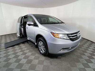 Used Wheelchair Van for Sale - 2014 Honda Odyssey EX Wheelchair Accessible Van VIN: 5FNRL5H43EB113940