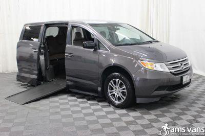 2013 Honda Odyssey Wheelchair Van For Sale