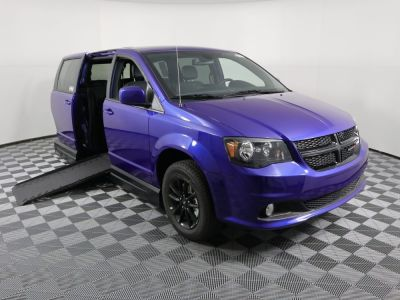 New Wheelchair Van for Sale - 2019 Dodge Grand Caravan SXT Wheelchair Accessible Van VIN: 2C7WDGCG6KR796216