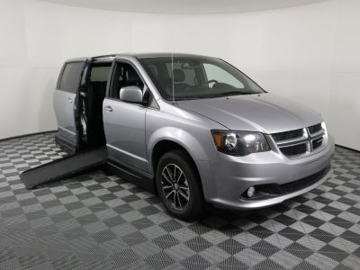 New Wheelchair Van for Sale - 2019 Dodge Grand Caravan GT Wheelchair Accessible Van VIN: 2C4RDGEG0KR616350