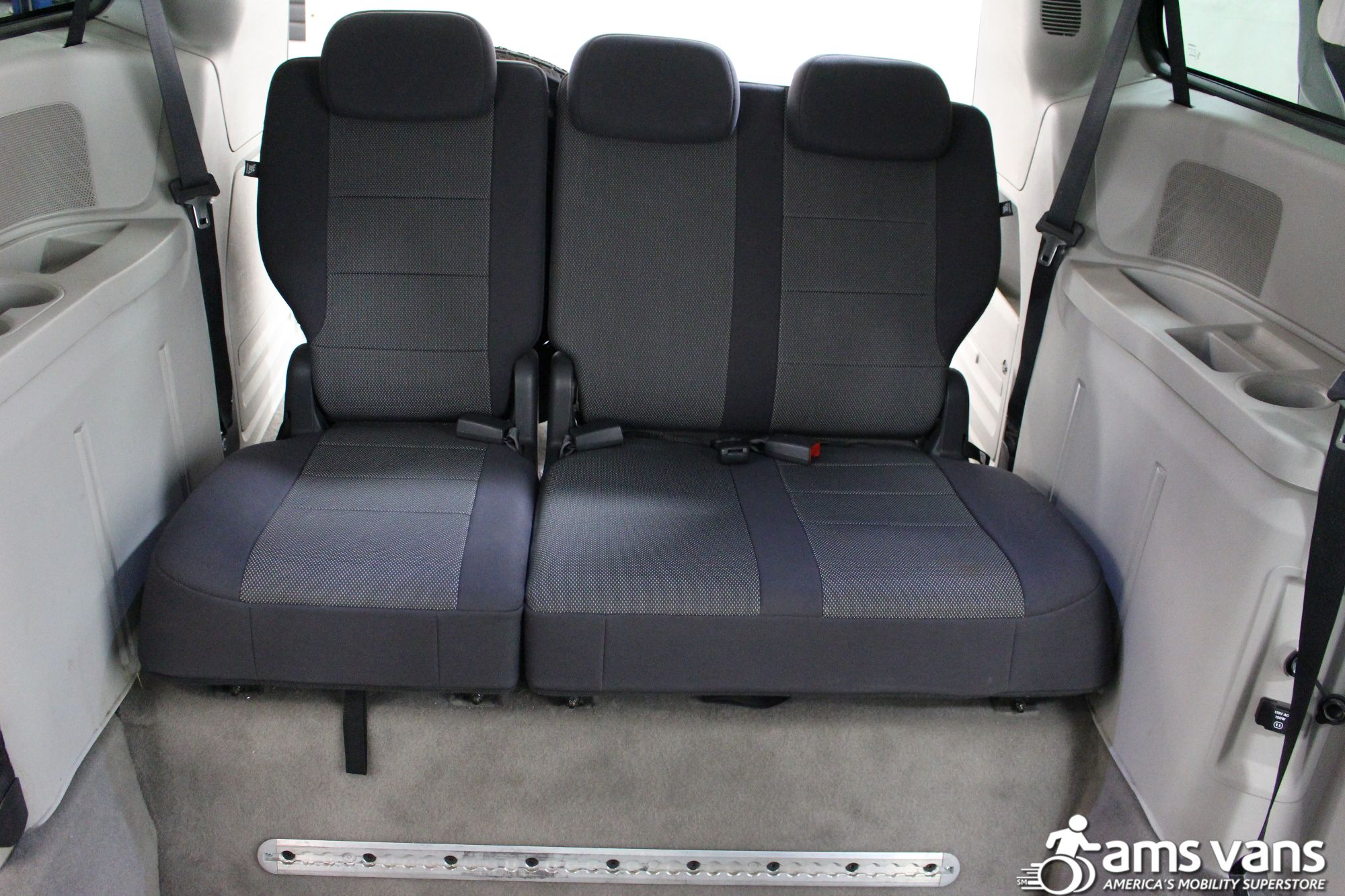 2008 Dodge Grand Caravan SXT Wheelchair Van For Sale #8