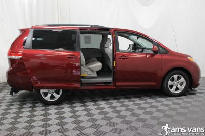 2011 Toyota Sienna Wheelchair Van For Sale -- Thumb #6