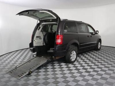 Used Wheelchair Van for Sale - 2010 Chrysler Town & Country Touring Plus Wheelchair Accessible Van VIN: 2A4RR8DX4AR339204