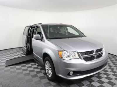 New Wheelchair Van for Sale - 2019 Dodge Grand Caravan SXT Wheelchair Accessible Van VIN: 2C4RDGCG2KR563458