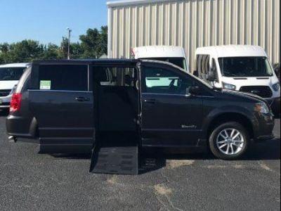 Wheelchair Van New 2018 Dodge Grand Caravan Jr231915 Mobilityworks