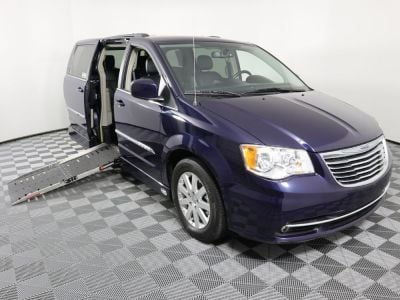 Used Wheelchair Van for Sale - 2016 Chrysler Town & Country Touring Wheelchair Accessible Van VIN: 2C4RC1BG4GR199018