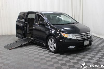 Used 2013 Honda Odyssey Touring Wheelchair Van