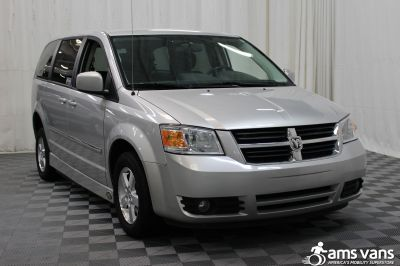 2008 Dodge Grand Caravan Wheelchair Van For Sale -- Thumb #11