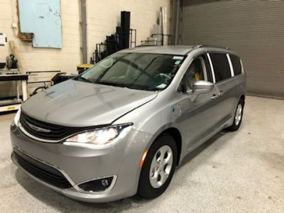 New Wheelchair Van for Sale - 2018 Chrysler Pacifica Touring-L Hybrid Wheelchair Accessible Van VIN: 2C4RC1L71JR248388