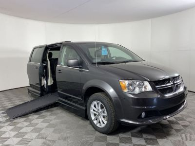 New Wheelchair Van for Sale - 2019 Dodge Grand Caravan SXT Wheelchair Accessible Van VIN: 2C4RDGCG2KR755270