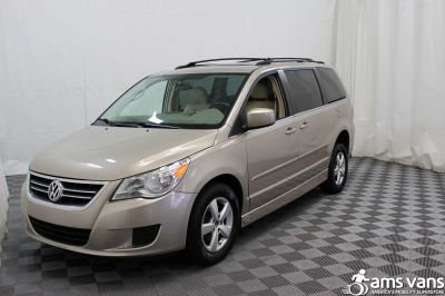 2009 Volkswagen Routan Wheelchair Van For Sale -- Thumb #18