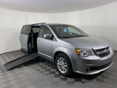 New Wheelchair Van for Sale - 2019 Dodge Grand Caravan SXT Wheelchair Accessible Van VIN: 2C4RDGCG6KR750976