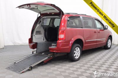 Used 2010 Chrysler Town & Country Touring Wheelchair Van