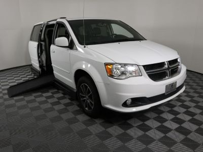 New Wheelchair Van for Sale - 2017 Dodge Grand Caravan SXT Wheelchair Accessible Van VIN: 2C4RDGCG2HR867429