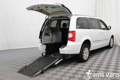 2014 Chrysler Town and Country Wheelchair Van For Sale -- Thumb #1