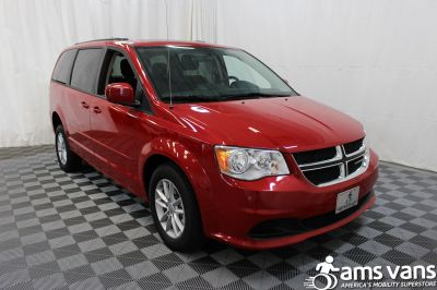 2016 Dodge Grand Caravan Wheelchair Van For Sale -- Thumb #10