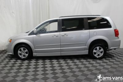 2011 Dodge Grand Caravan Wheelchair Van For Sale -- Thumb #12