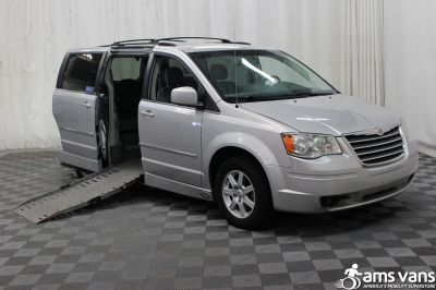 2010 Chrysler Town & Country Wheelchair Van For Sale
