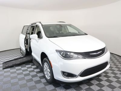New Wheelchair Van for Sale - 2020 Chrysler Pacifica Touring L Wheelchair Accessible Van VIN: 2C4RC1BG7LR107295