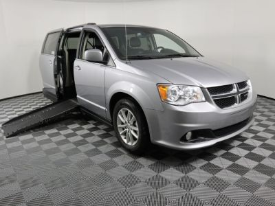 New Wheelchair Van for Sale - 2019 Dodge Grand Caravan SXT Wheelchair Accessible Van VIN: 2C4RDGCG7KR747892