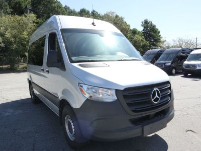 Handicap Van for Sale - 2019 Mercedes-Benz Sprinter Passenger 2500 Wheelchair Accessible Van VIN: WDZPF0CD3KP112569