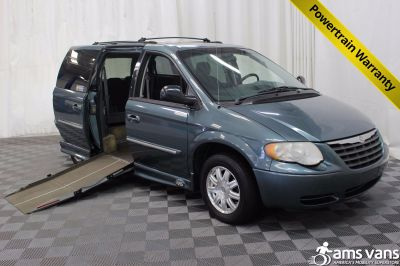 2005 Chrysler Town & Country Wheelchair Van For Sale