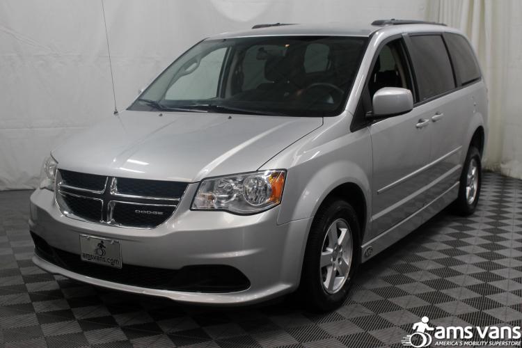 2011 Dodge Grand Caravan Mainstreet Wheelchair Van For Sale #13
