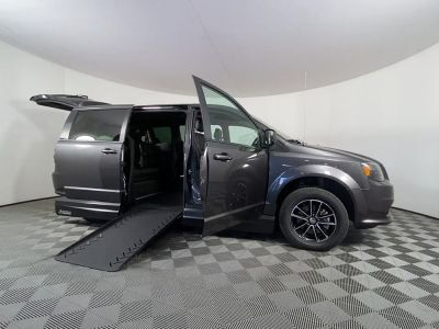 New Wheelchair Van for Sale - 2019 Dodge Grand Caravan GT Wheelchair Accessible Van VIN: 2C4RDGEG3KR658897
