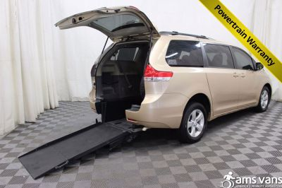 2011 Used Toyota Sienna LE Wheelchair Van