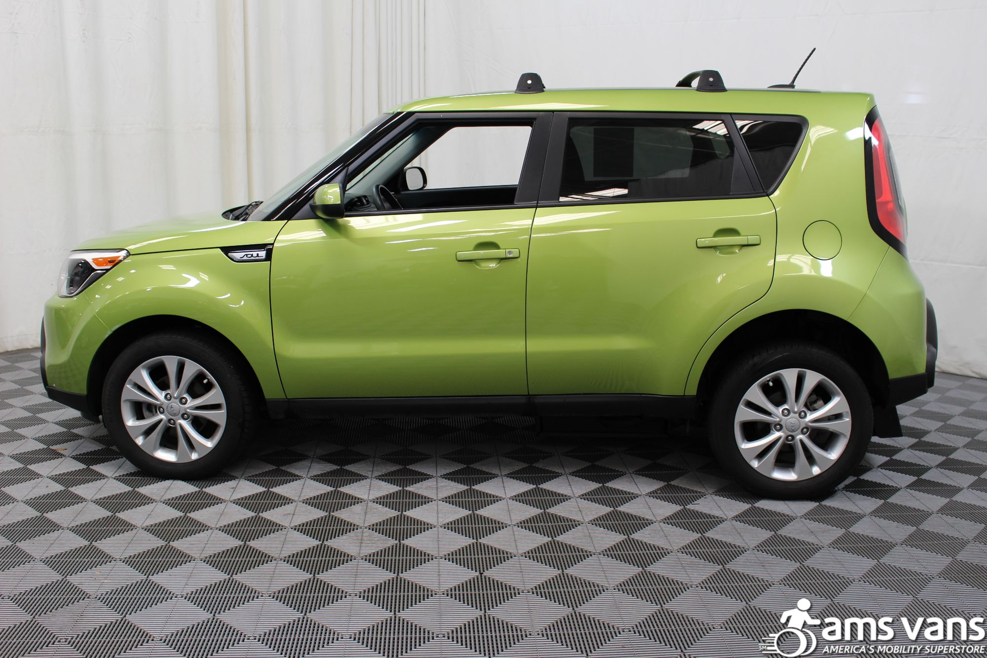 2015 Kia Soul + Wheelchair Van For Sale #12
