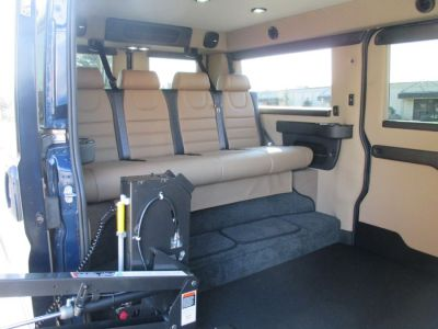 Blue Ram ProMaster Cargo image number 13