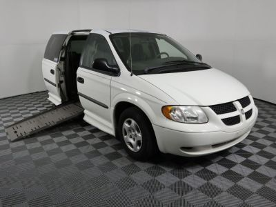 Used Wheelchair Van for Sale - 2003 Dodge Grand Caravan SE Wheelchair Accessible Van VIN: 1D4GP24363B133125