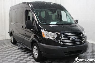 2015 Ford Transit Wagon Wheelchair Van For Sale