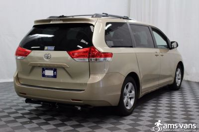 2011 Toyota Sienna Wheelchair Van For Sale -- Thumb #3