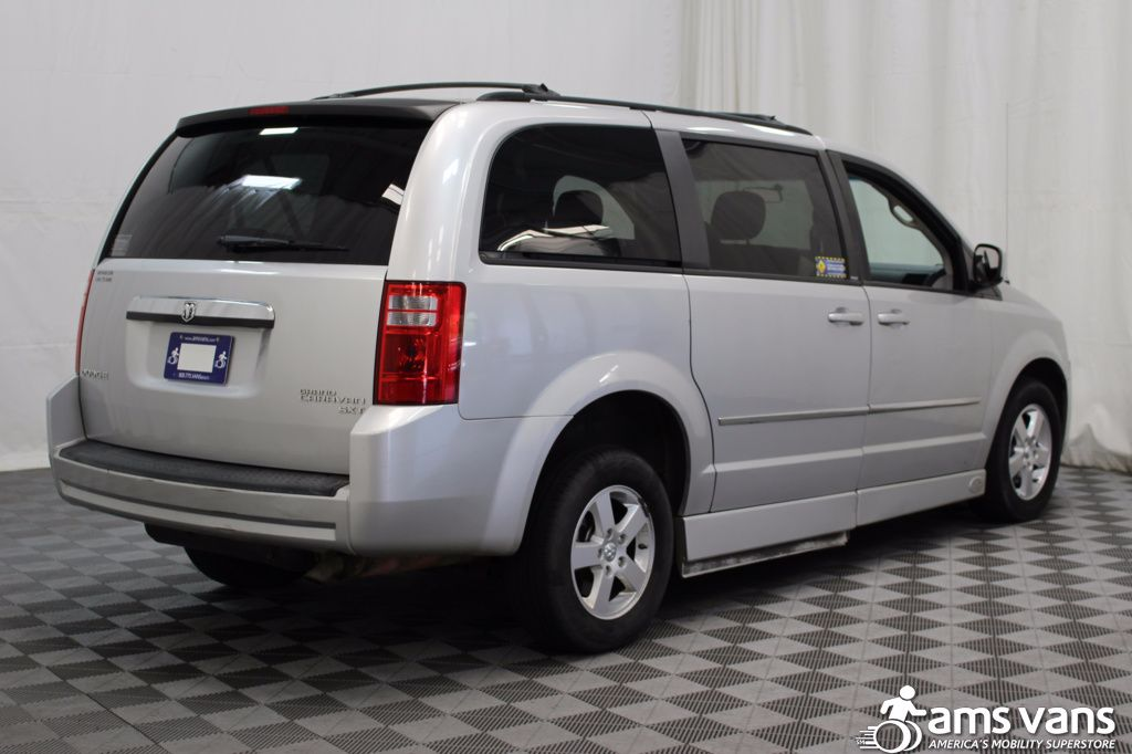 2010 Dodge Grand Caravan SXT Wheelchair Van For Sale #9