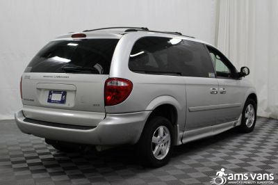 2007 Dodge Grand Caravan Wheelchair Van For Sale -- Thumb #3
