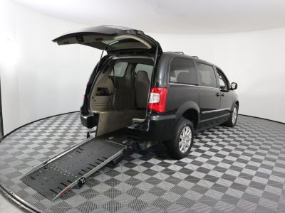 Commercial Wheelchair Vans for Sale - 2016 Chrysler Town & Country Touring ADA Compliant Vehicle VIN: 2C4RC1BG4GR300056