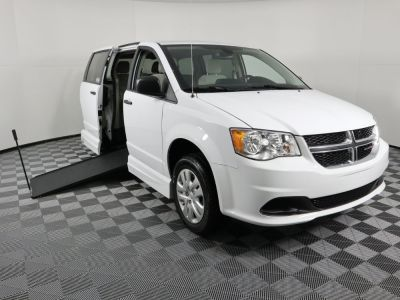 Handicap Van for Sale - 2019 Dodge Grand Caravan SE Wheelchair Accessible Van VIN: 2C7WDGBG5KR784432