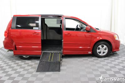 2012 Dodge Grand Caravan Wheelchair Van For Sale -- Thumb #2