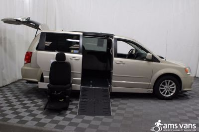 2013 Dodge Grand Caravan Wheelchair Van For Sale -- Thumb #7