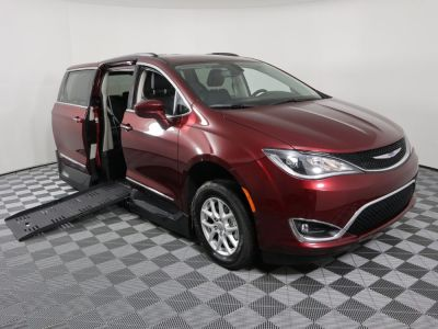 New Wheelchair Van for Sale - 2020 Chrysler Pacifica Touring L Wheelchair Accessible Van VIN: 2C4RC1BG1LR125078