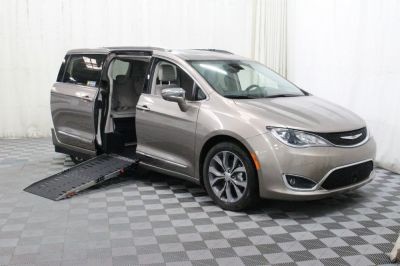 New Wheelchair Van for Sale - 2017 Chrysler Pacifica Limited Wheelchair Accessible Van VIN: 2C4RC1GG7HR594160