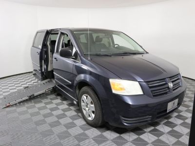 Used Wheelchair Van for Sale - 2008 Dodge Grand Caravan SE Wheelchair Accessible Van VIN: 2D8HN44H08R771945