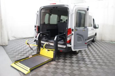 2016 Ford Transit Passenger Wheelchair Van For Sale